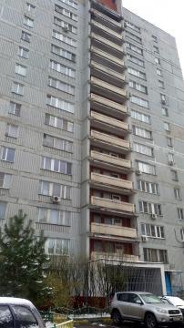 Москва, Белореченская улица, дом 13, корпус 2, Серия II-68 (ЮВАО, район Люблино)