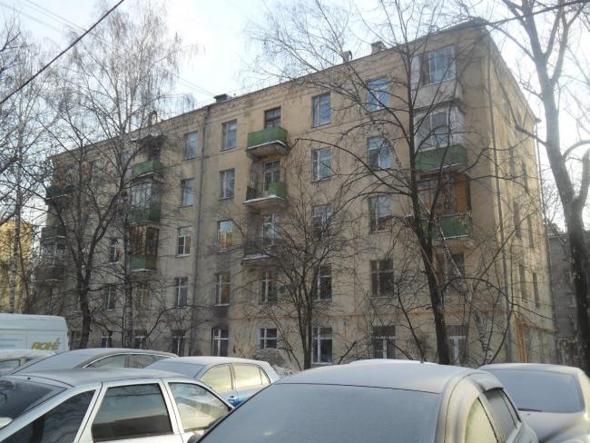 Москва, Севастопольский проспект, дом 3, корпус 3, Серия II-01 (ЮАО, район Донской)