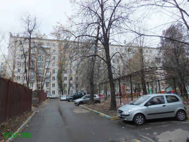Москва, Варшавское шоссе, дом 47, корпус 1. Серия II-04 (ЮАО, район Нагатино-Садовники)