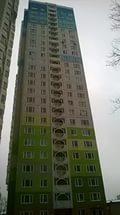 Москва, Большая Очаковская улица, дом 10, корпус 1 (ЗАО, район Очаково-Матвеевское)