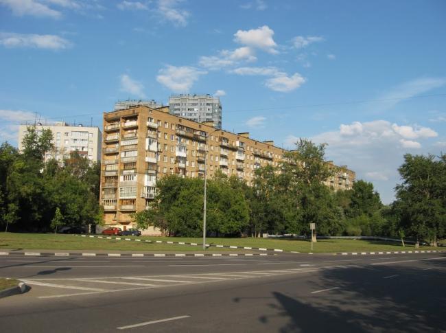 Москва, улица Дмитрия Ульянова, дом 43, корпус 1, Серия: II-29 (ЮЗАО, район Котловка)