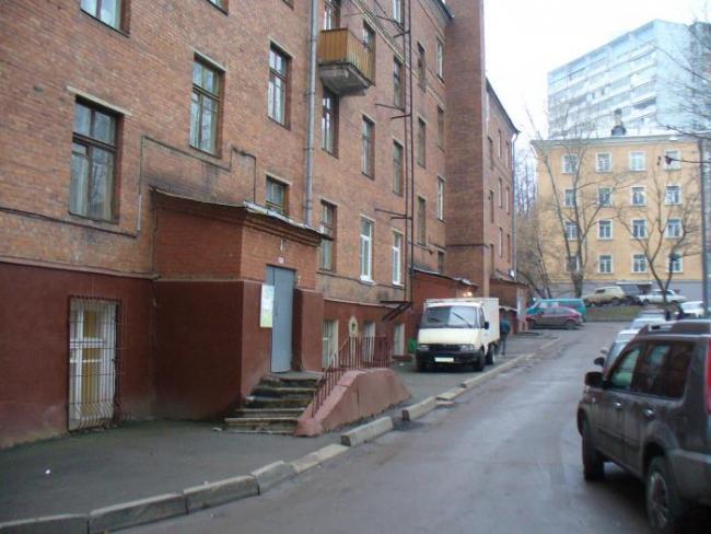 Москва, Нагорная улица, дом 13А, корпус 4, Серия II-01 (ЮЗАО, район Котловка)