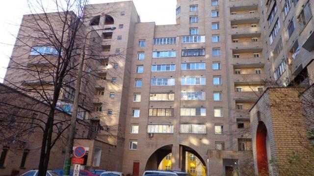 Москва, Новогиреевская улица, дом 54 (ВАО, район Новогиреево)