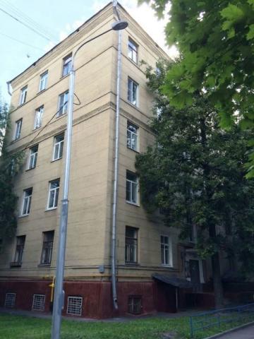 Москва, Магистральный переулок, дом 5А, Серия II-01 (САО, район Хорошевский)