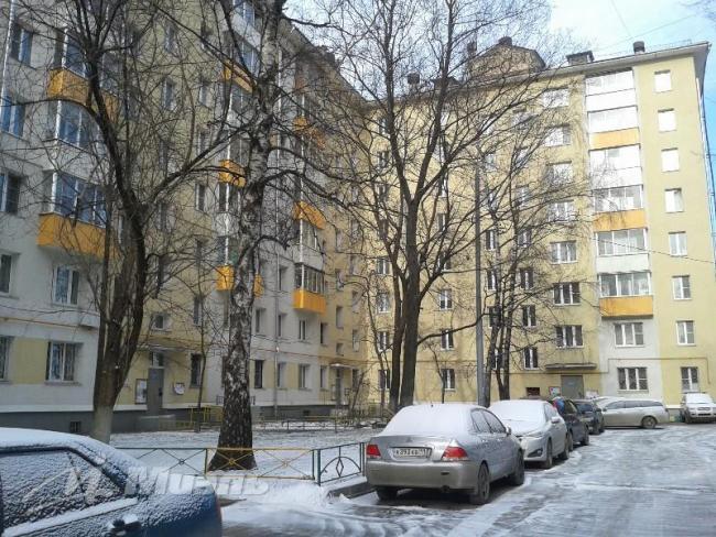 Москва, Рязанский проспект, дом 51 (ЮВАО, район Рязанский)