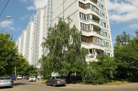 Москва, Стартовая улица, дом 11, Серия П-44 (СВАО, район Лосиноостровский)