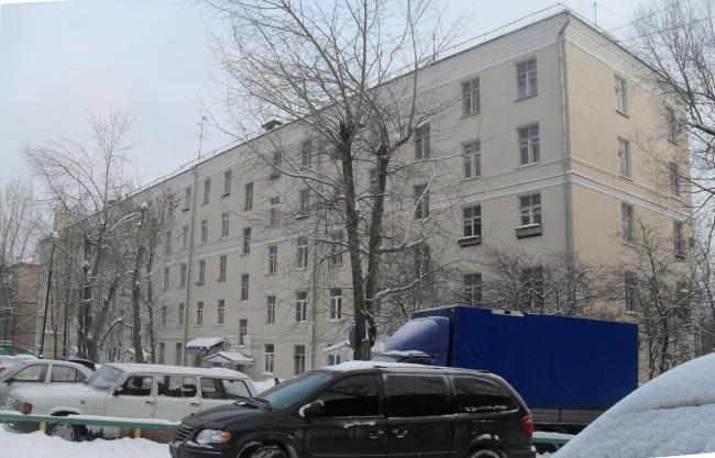 Москва, улица Генерала Рычагова, дом 21, Серия II-01 (САО, район Коптево)