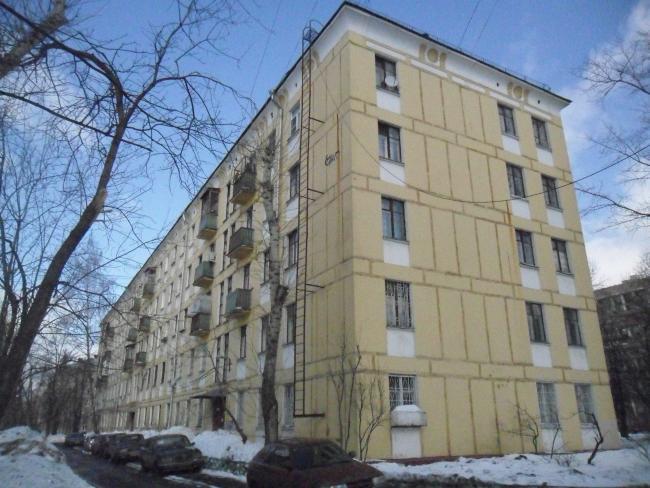 Москва, Волжский бульвар, дом 32, корпус 1 (ЮВАО, район Текстильщики)