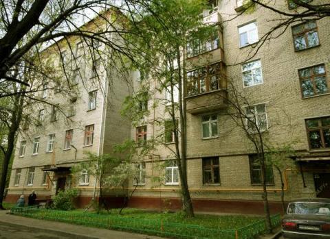 Москва, улица Вучетича, дом 7, Серия II-01 (САО, район Тимирязевский)