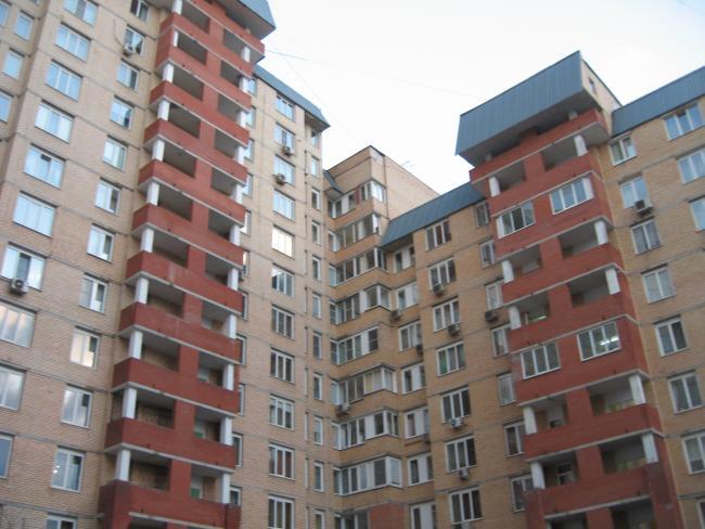 Москва, улица Космонавта Волкова, дом 29, корпус 1 (САО, район Коптево)
