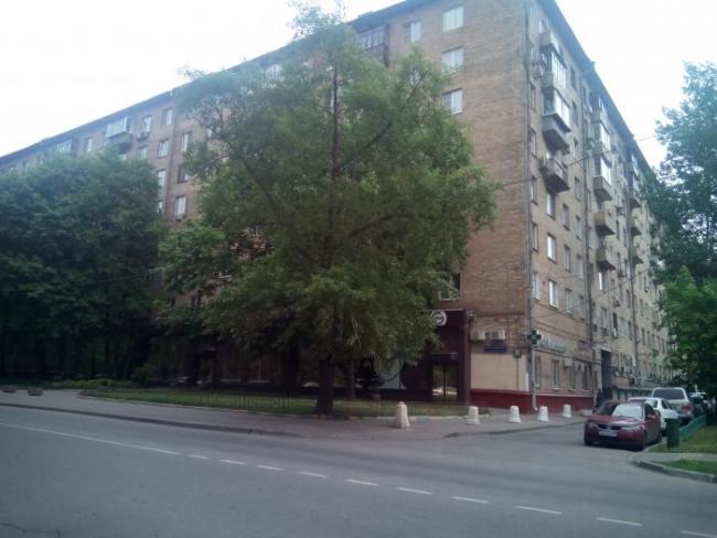 Москва, улица Космонавта Волкова, дом 9/2 (САО, район Войковский)