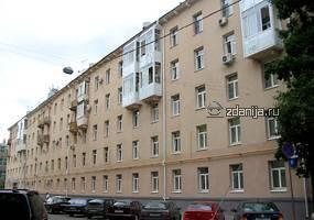 Москва, улица Гашека, дом 9, Серия II-01 (ЦАО, район Пресненский)