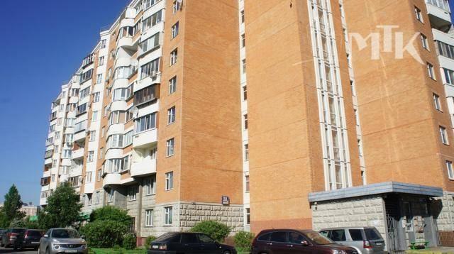 Москва, Белореченская улица, дом 38, корпус 2, Серия П-44т (ЮВАО, район Марьино)