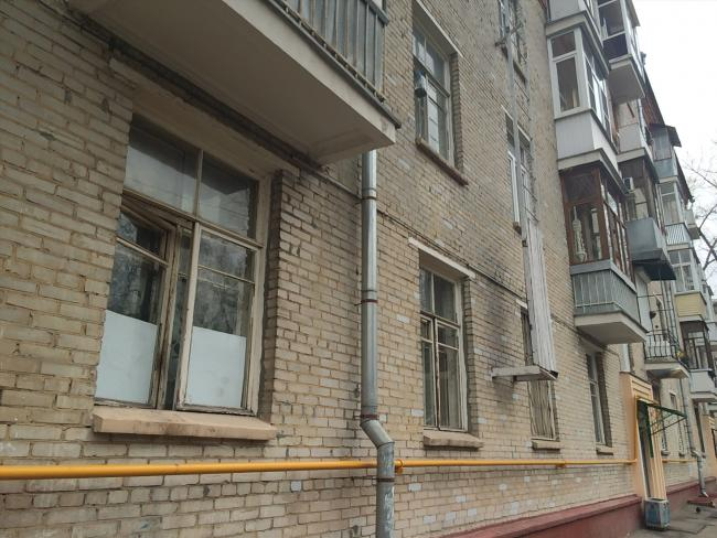 Москва, Малахитовая улица, дом 21, Серия II-01 (СВАО, район Ростокино)