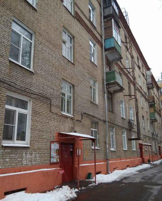 Москва, 5-я улица Соколиной Горы, дом 27, корпус 3, Серия II-01 (ВАО, район Соколиная Гора)