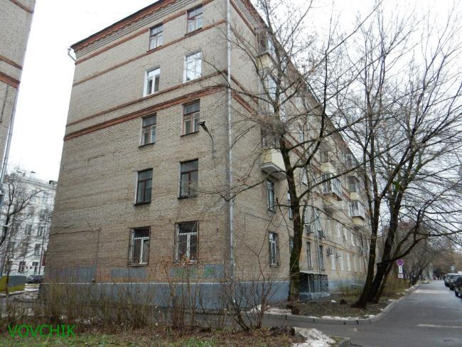 Москва, улица Константинова, дом 28, Серия II-01 (СВАО, район Алексеевский)