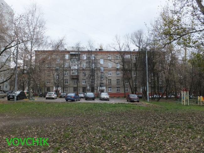 Москва, 2-я Прядильная улица, дом 3, корпус 1, Серия: [b]II-01 (ВАО, район Измайлово)