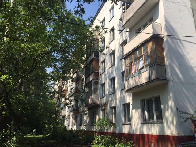 Москва, Профсоюзная улица, дом 110, корпус 3 (ЮЗАО, район Коньково)