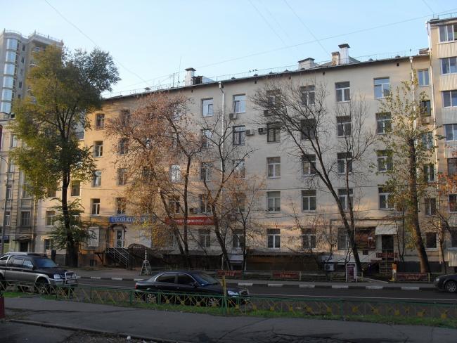 Москва, улица Талалихина, дом 6, строение 2, Серия: II-01 (ЦАО, район Таганский)