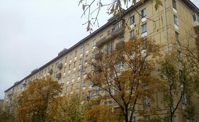 Москва, улица Космонавтов, дом 10, корпус 1. Серия II-04 (СВАО, район Алексеевский)