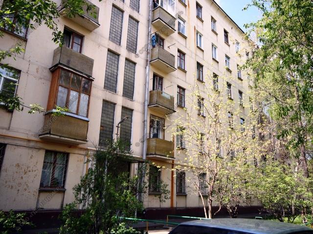 Москва, Чуксин тупик, дом 3, Серия II-04 (САО, район Тимирязевский)