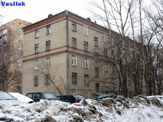Москва, 2-я Хуторская улица, дом 9, Серия: II-01 (САО, район Савеловский)