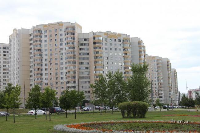 Москва, улица Адмирала Лазарева, дом 29, Серия п3м (ЮЗАО, район Южное Бутово)