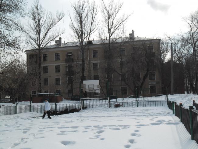 Москва, 5-й Донской проезд, дом 21, корпус 5, Серия II-01 (ЮАО, район Донской)