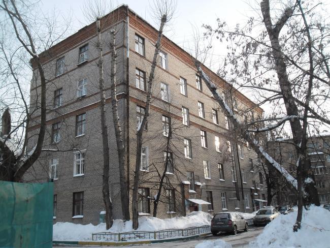 Москва, Старокоптевский переулок, дом 3, Серия II-01 (САО, район Коптево)