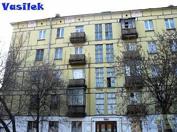 Москва, Шереметьевская улица, дом 1, корпус 2, Серия II-05 (СВАО, район Марьина Роща)
