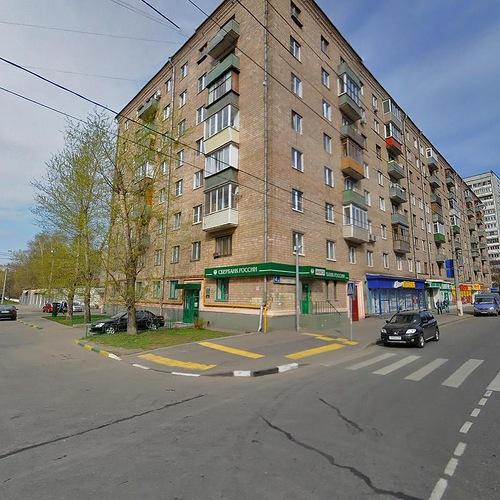 Москва, Новогиреевская улица, дом 4, корпус 1 (ВАО, район Перово)