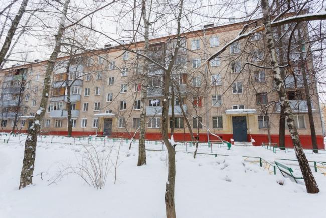 Москва, Вагоноремонтная улица, дом 19 (САО, район Дмитровский)