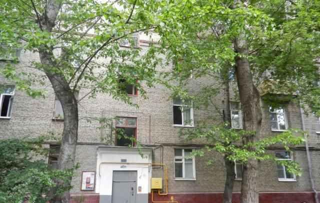 Москва, Новохохловская улица, дом 3, Серия II-01 (ЮВАО, район Нижегородский)