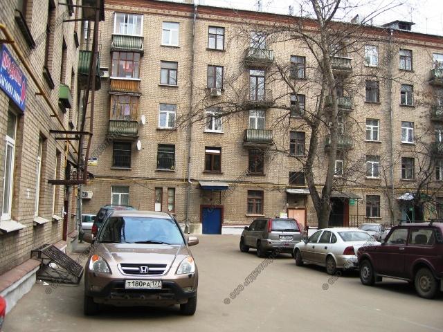 Москва, Мишина улица, дом 34, корпус 2, Серия II-01 (САО, район Савеловский)
