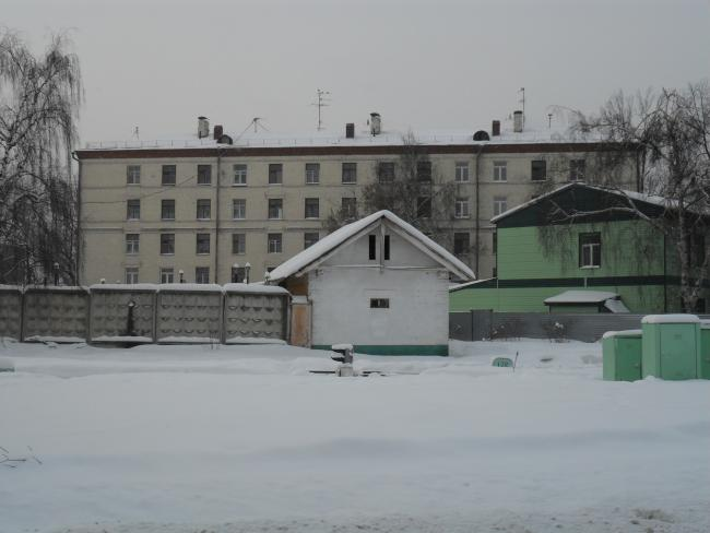 Москва, 1-я Карачаровская улица, дом 23 (ЮВАО, район Нижегородский)