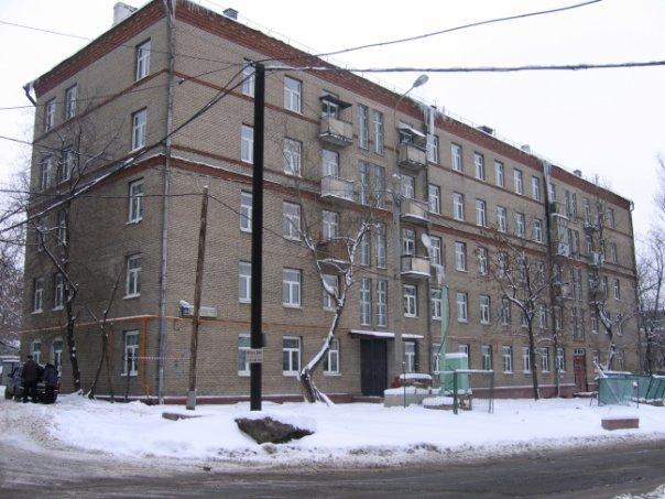 Москва, 2-й Силикатный проезд, дом 36А. Серия II-05 (СЗАО, район Хорошево-Мневники)