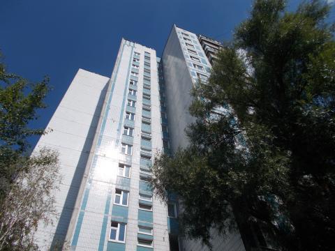Москва, улица Маршала Федоренко, дом 10, корпус 1, Серия П-44 (САО, район Западное Дегунино)