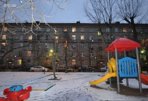 Москва, Волжский бульвар, дом 48, Серия II-01 (ЮВАО, район Текстильщики)