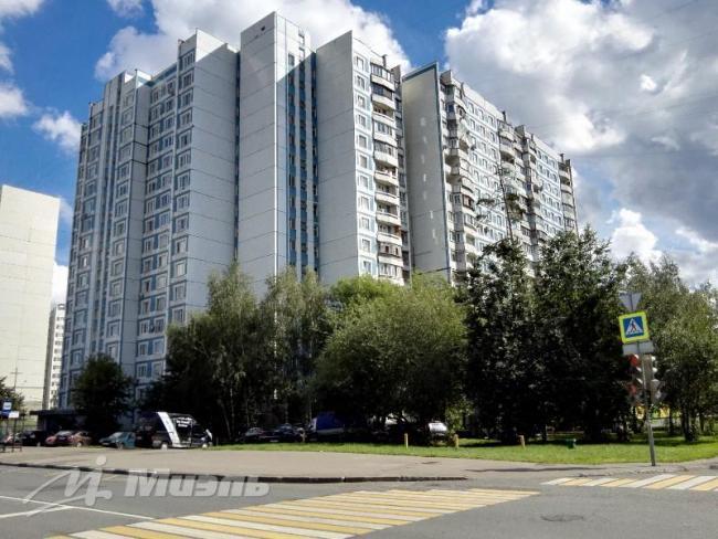 Москва, Стартовая улица, дом 9, корпус 2 (СВАО, район Лосиноостровский)