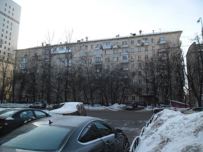 Москва, улица Верхняя Масловка, дом 27, корпус 1 (САО, район Аэропорт)