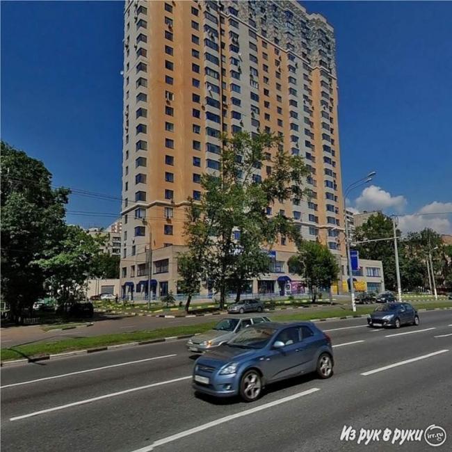 Москва, Варшавское шоссе, дом 94 (ЮАО, район Нагорный)