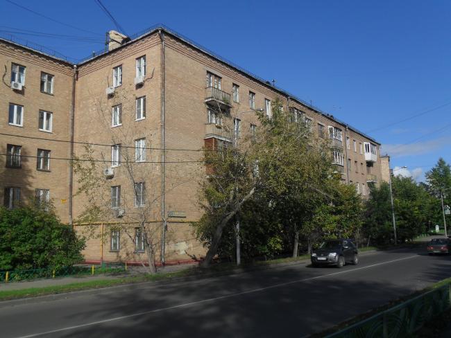 Москва, улица Академика Бочвара, дом 12, Серия II-05 (СЗАО, район Щукино)