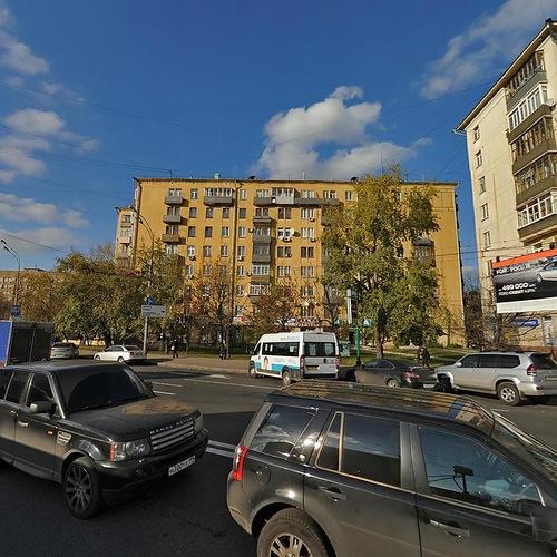 Москва, Хорошёвское шоссе, дом 92, Серия II-04 (САО, район Хорошевский)