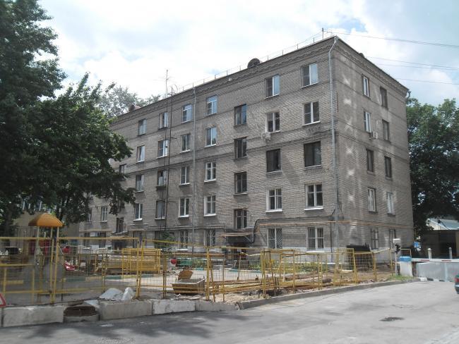 Москва, Брянская улица, дом 5, корпус 2 (ЗАО, район Дорогомилово)