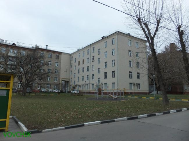 Москва, Варшавское шоссе, дом 68, корпус 3, Серия II-01 (ЮАО, район Нагорный)