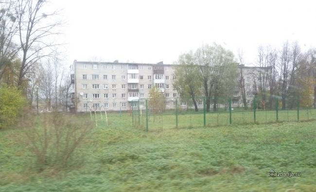 1-447с-37 (отр.адм.) типовой дом под Калининградом
