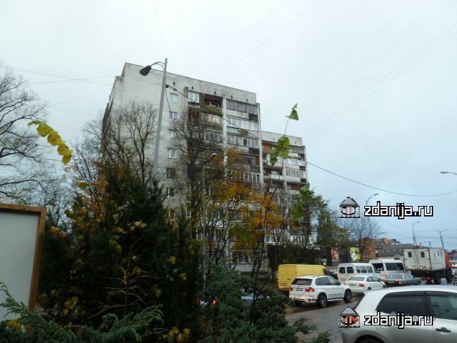 1-447с-42 (отр.адм.) типовой дом в Калининграде