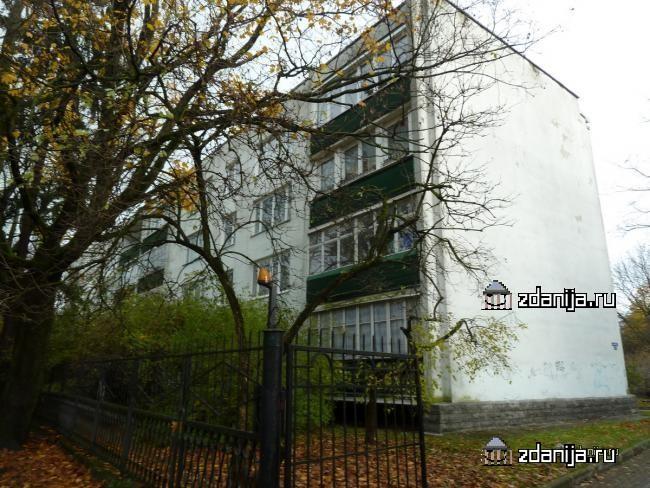 Помогите опознать серию. типовой дом в Калининграде, четырёхэтажка