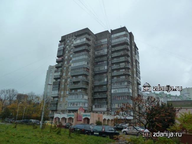 Типовой дом в Калининграде на базе 81й серии