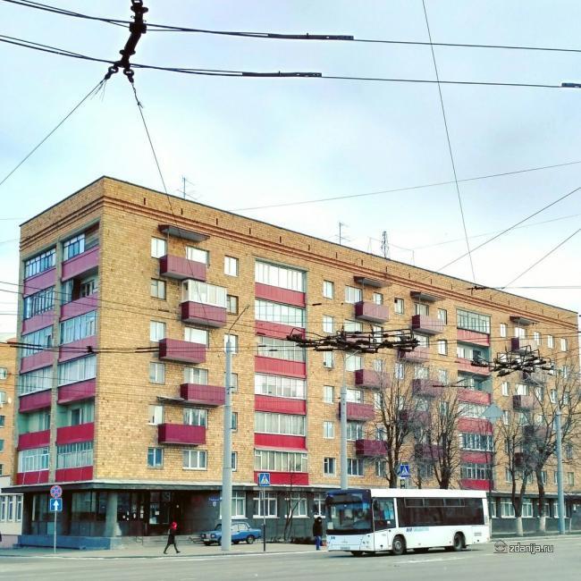 Что за серия дома, Гомель, Белоруссия